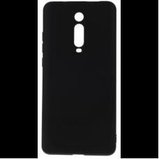 Inos Back Cover Case Silky and Soft Matte Xiaomi Mi 9T/Mi 9T Pro/ Redmi K20/K20 Pro  Black