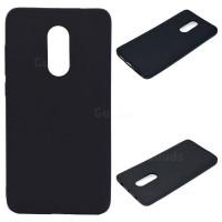 OEM Back Θήκη Σιλικόνης Για Xiaomi Redmi 8/8A Ultra thin - Μαύρο