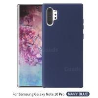OEM Back Θήκη Σιλικόνης Για Samsung Note 10 Plus/ Note 10 Pro Προστασία Κινητό - Blue