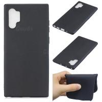 OEM Back Θήκη Σιλικόνης Για Samsung Note 10 Plus/ Note 10 Pro Προστασία Κινητό - Black