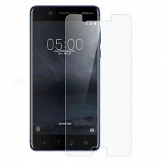 Tempered Glass Για Nokia 6 2018 Glue Προστατευτικό Οθόνης  - διαφανής