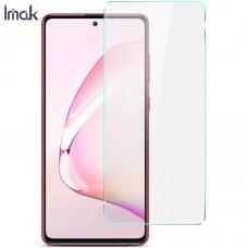 Tempered Glass Για Samsung (A81/Note10 Lite) Full Glue Προστατευτικό Οθόνης - διαφανής