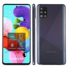 Samsung Galaxy A51 Dual SIM 4GB RAM 128GB - Crush Black EU