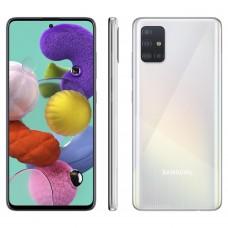 Samsung Galaxy A51 Dual SIM 4GB RAM 128GB - Crush White EU
