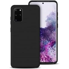 OEM Back Cover Case Σιλικόνη Για Samsung S20 PLUS Προστασία Κινητό - Μαύρο