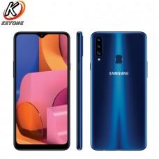 Samsung Galaxy A20s 3GB Ram 32GB Dual Sim Blue EU