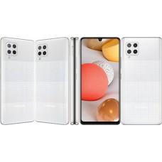 Samsung Galaxy A42 A425 5G 4GB/128GB Dual Sim White - Λευκό EU