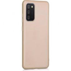 OEM Back Cover Case Σιλικόνη Για Samsung A 02S Προστασία Κινητό ΑΝΟΙΧΤΟ ΡΟΖΕ