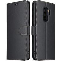 Θήκη Book Style με Βάση Στήριξης για Samsung (Galaxy S9 + ) - Μαύρο