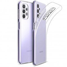 OEM Back Cover Case Σιλικόνη Για Samsung A32 4G Προστασία Κινητό- Διάφανο
