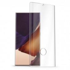 Tempered Glass 9H Για Samsung ΝΟΤΕ 20  Γύρω Γύρω Κόλλα Προστατευτικό Οθόνης - διαφανής