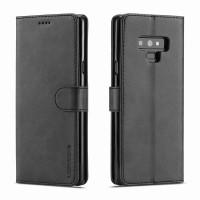 Θήκη Book Style με Βάση Στήριξης για Samsung (Galaxy Note 9 ) - Μαύρο