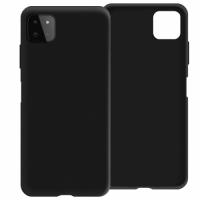 OEM Back Cover Case Σιλικόνη Για Samsung A22 5G Προστασία Κινητό- Μαύρο