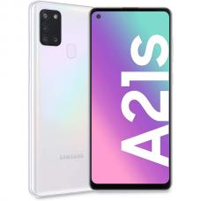 SAMSUNG GALAXY A21S (A217F) 4GB/128GB DUAL SIM  White EU