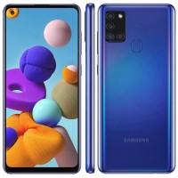 SAMSUNG GALAXY A21S (A217F) 4GB/128GB DUAL SIM Blue EU
