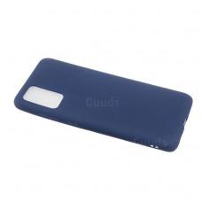 OEM Back Cover Case Σιλικόνη Για Samsung A32 Προστασία Κινητό- ΜΠΛΕ