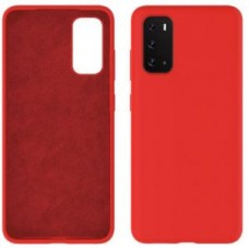 OEM Back Cover Case Σιλικόνη Για Samsung S20 PLUS Προστασία Κινητό - Κερασί