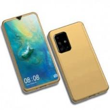 OEM Back Cover Case Σιλικόνη Για Samsung S20 PLUS Προστασία Κινητό - ΧΡΥΣΟ