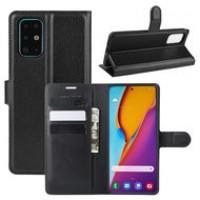 Θήκη Book Style με Βάση Στήριξης για Samsung (Galaxy S11) -Μαύρο