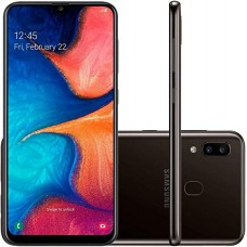 Samsung Galaxy A20e 3GB/32GB (A202) Dual Sim Black EU