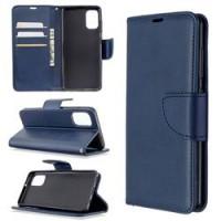 Θήκη Book Style με Βάση Στήριξης για Samsung (Galaxy A41) -ΜΠΛΕ
