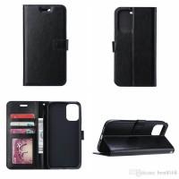 Θήκη Book Style με Βάση Στήριξης για Samsung (Galaxy A81/Note10 Lite) -Μαύρο