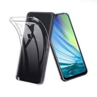 OEM Back Θήκη Σιλικόνης Για Samsung A21 Προστασία Κινητό - διαφανής