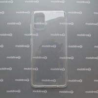 OEM Back Θήκη Σιλικόνης Σκληρη Για Samsung A31 Προστασία Κινητό - Διάφανο